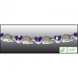 Jade Brillance 5 karkötő M