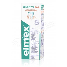 ELMEX SZÁJVIZ SENSITIVE 400ML 1X