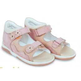 Memo Temida rózsaszín gyerekszandál