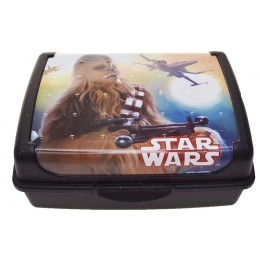 Kattaózáras ételdoboz 1 L Star Wars