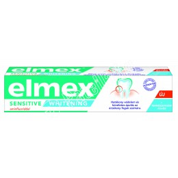 ELMEX FOGKRÉM SENSITIVE WHITENING 75ML