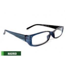 Kékkeretes olvasószemüveg