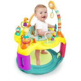 BS Aktív centrum Springin' Safari Bounce-A-Round