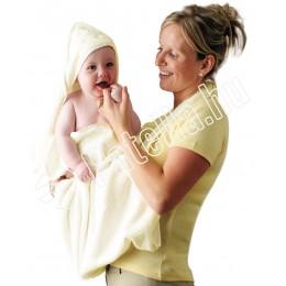 Clevamama babatörölköző krémszín