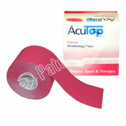 Acutop Classic kineziológiai tapasz pink