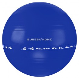 Durranásmentes labda Trendy Bureba Home 65 cm kék
