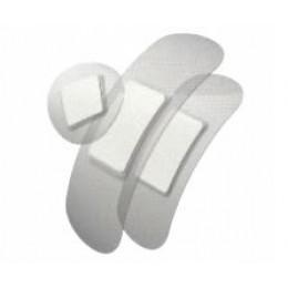 Care Essentials Átlátszó vízálló ragtapasz 3 féle méretben