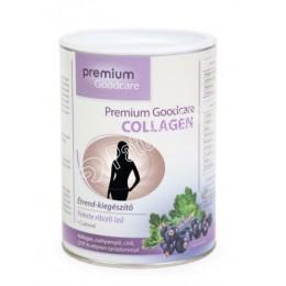 Premium Goodcare Collagen fekete ribizli ízben 500 gr