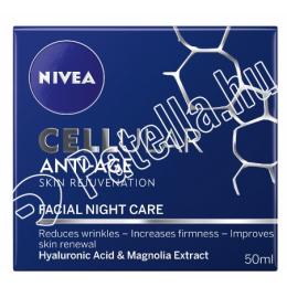 Nivea Cellular bőrfiatalító éjszakai arckrém 50ml