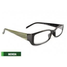 Feketekeretes olvasószemüveg