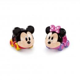 BS Oball Go Grippers 12 hó+ játék autó Mickey&Minnie 2 db-os