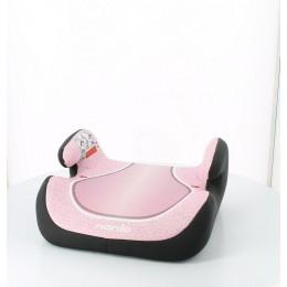 Nania Autósülés Topo Comfort Skyline Pink 15-36 kg