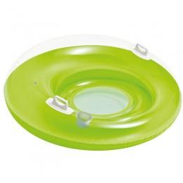 Fotelmatrac Intex zöld