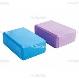 Jóga tégla kék