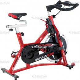 Fitnesz kerékpár Genius 535 JK Fitness