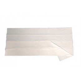 Antibakteriális PVC lepedő  felnőtt vastag 220*140
