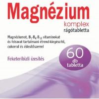 Magnézium Komplex rágótabletta