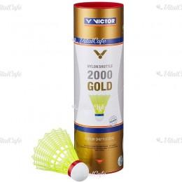 Tollaslabda Victor 2000 Gold piros csík, sárga szoknya