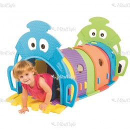Gyerek játszó alagút