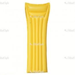 Felfújható matrac 183x69 cm Bestway sárga