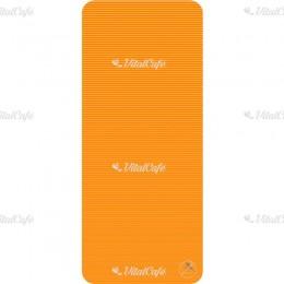 Trendy ProfiGymMat 140x60x1 cm fitnesz szőnyeg narancssárga