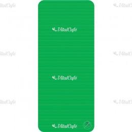 Trendy ProfiGymMat 140x60x1 cm fitnesz szőnyeg zöld felakasztható