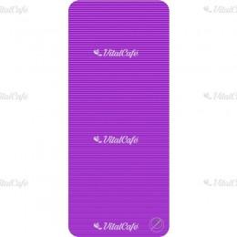 Trendy ProfiGymMat 140x60x1 cm fitnesz szőnyeg lila felakasztható