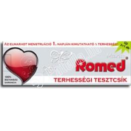 TERHESSÉGI GYORSTESZT TESZTCSIK 2+1 ROMED
