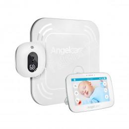 Légzésfigyelő és kamerás babaőrző