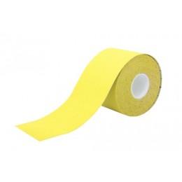 Kineziológiai tapasz 5cmX5m sárga