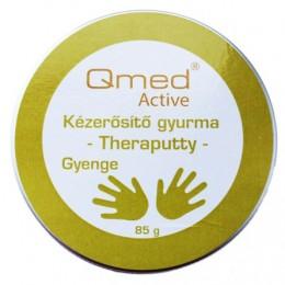 QMED Kézerősítő gyurma (gyenge)