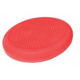 QMED Dinamikus ülőpárna - Egyensúlyozó korong- piros