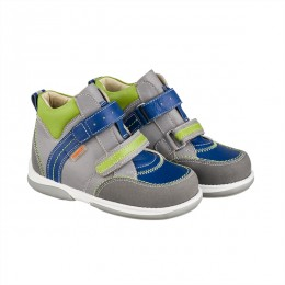 Memo Polo szupinált gyerekcipő kék