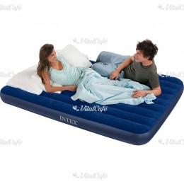Felfújható ágy Intex 191x137x22 cm