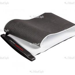 Csúszó tornaszőnyeg Gymstick Pro 230 cm fekete