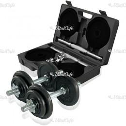 Állítható súlyzószett Gymstick 20 kg