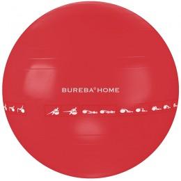 Durranásmentes labda Trendy Bureba Home 65 cm piros