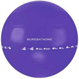 Durranásmentes labda Trendy Bureba Home 65 cm lila