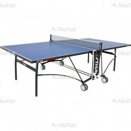 Stiga Style Outdoor CS kültéri kék ping-pong asztal