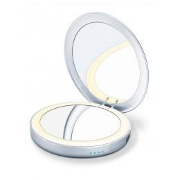 Beurer BS 39 Megvilágított kozmetikai tükör külső akkumulátorral