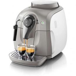 PHILIPS HD8651/19 Automata eszpresszó kávéfőző, szürke