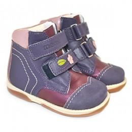 Memo Karát szupinált bélelt gyerekcipő junior lila