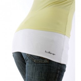 Lollee derékmelegítő fehér L