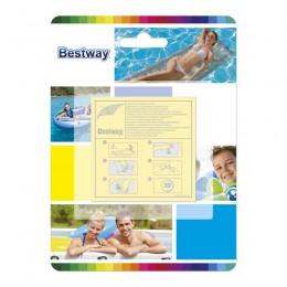 Javító készlet extra erős Bestway 6,5x6,5 cm