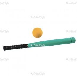 Baseball ütő és labda Amaya habszivacs