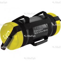 Edzőzsák Trendy Esfera 5 kg sárga