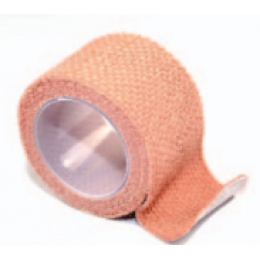 Textil tekercses ragtapasz 2,5cm x 1,5 cm