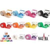 Nasara Kinesiológiai szalag több színben