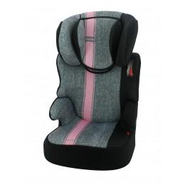 Nania Autósülés Befix First Linea Grey Pink 15-36kg