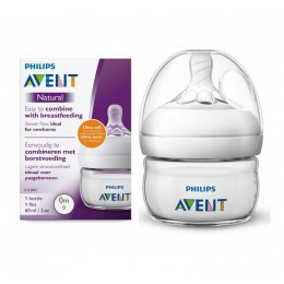 Avent SCF039/17 Natural cumisüveg 60 ml